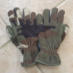 Athletic Works Thermosoft Insulated Fleece Gloves
